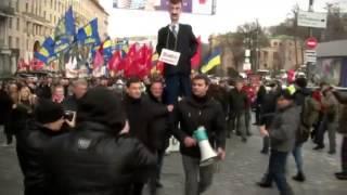 Акции против мэра Попова