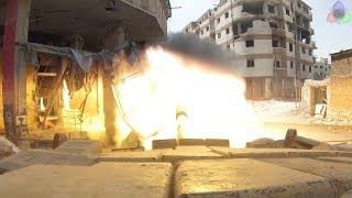 Сирийская мясорубка. Марат Мусин и Эль-Мюрид 01.04.2013