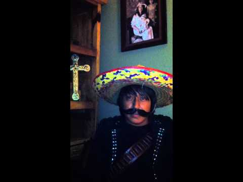 Emiliano Zapata's Last Interview