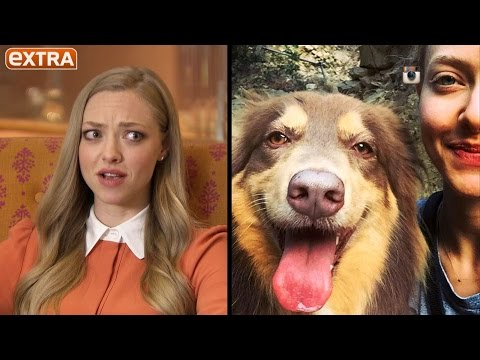When Mark Wahlberg Took Amanda Seyfried's Dog in a 'Ted 2' On-Set Prank War