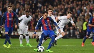 barcelona faz o impossivel na liga dos campees barcelona vs psg 6 x 1 melhores momentos e gols