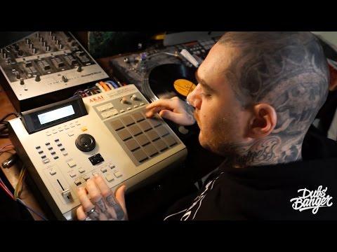 Classic Contemporary Jazz Sample MPC Hip Hop Beat Making Video