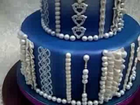 Ombre Purple Sweet 16 Cake By Cakes Rock Youtube