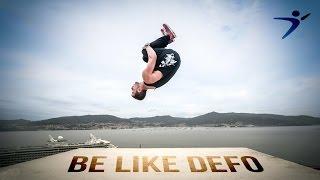 Be Like Defo.   Take Flight®