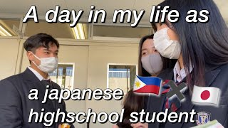 Day In The Life Of A Japanese Highschooler During A Pandemic (Filipino-Japanese)
