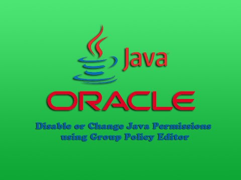 disable-or-change-java-permissions-using-group-policy-editor