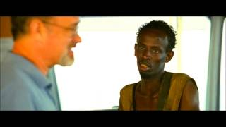 30.000$? What am I? - Captain Philips Scene