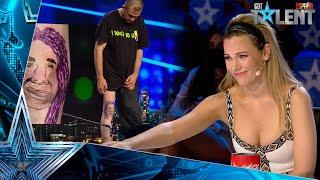 Risto CEDE a Edurne la valoración de este concursante | Audiciones 10 | Got Talent España 2021