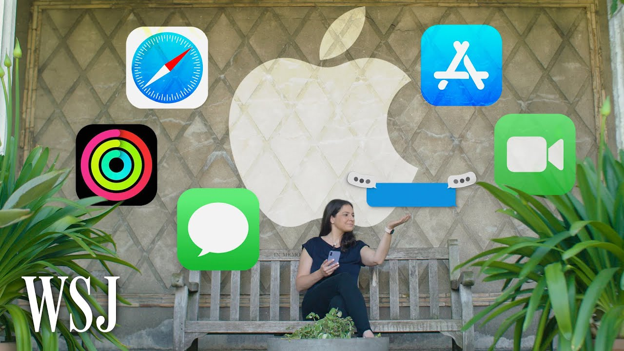 Download How Apple's iPhone and Apps Trap You in a Walled Garden   WSJ