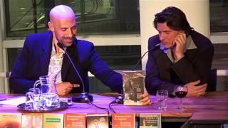 Dimitri Verhulst, Anneloes Timmerije en Anne Rosa bij Literatuur Late Night (3 mei 2013)