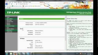 Configuracion TP LINK TL WA5110G en modo repetidor universal