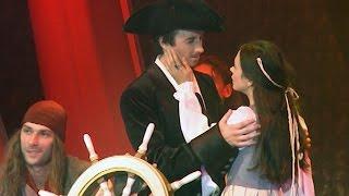 В театре драмы представили феерию «Алые паруса»