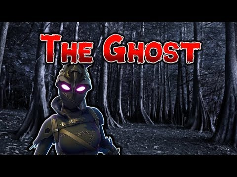 Fortnite Scary Story: The Ghost