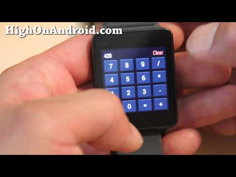 Top 5 MUST HAVE Apps For Android Wear Watches!