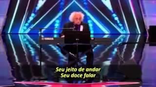 Ray Jessel sings She's got a penis. Legendado