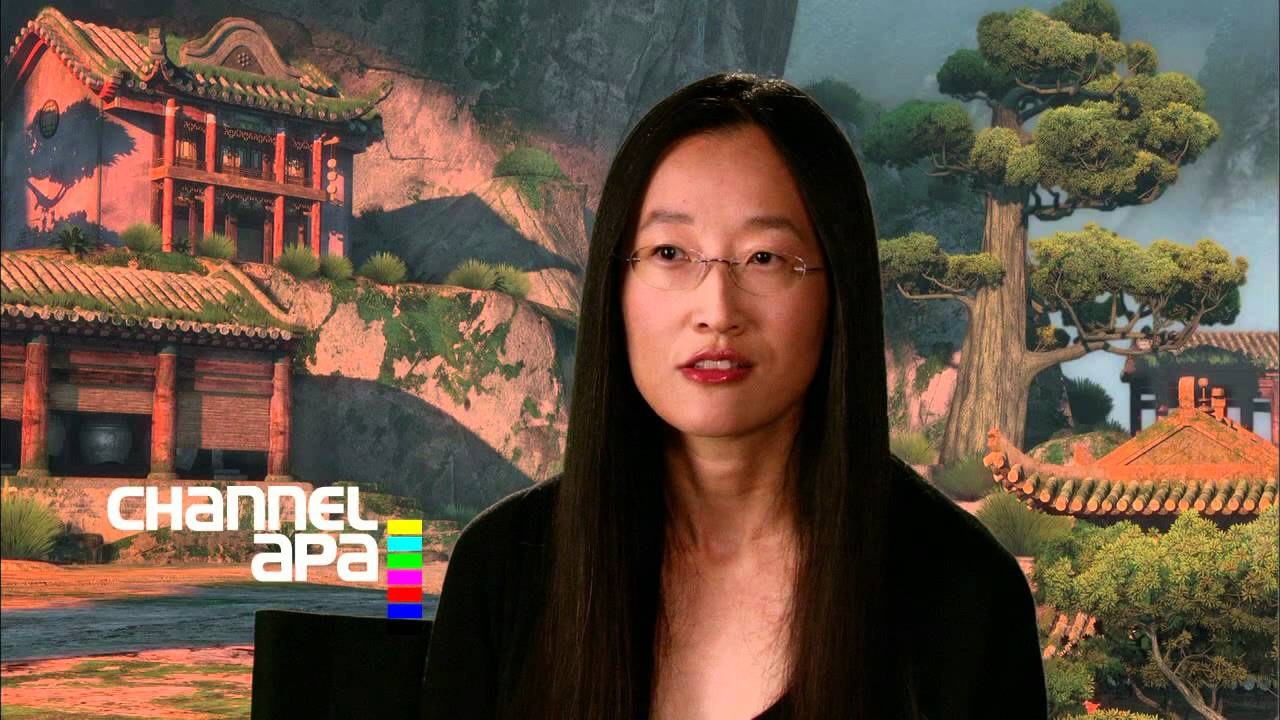 Kung Fu Panda 2 director Jennifer Yuh Nelson - YouTube