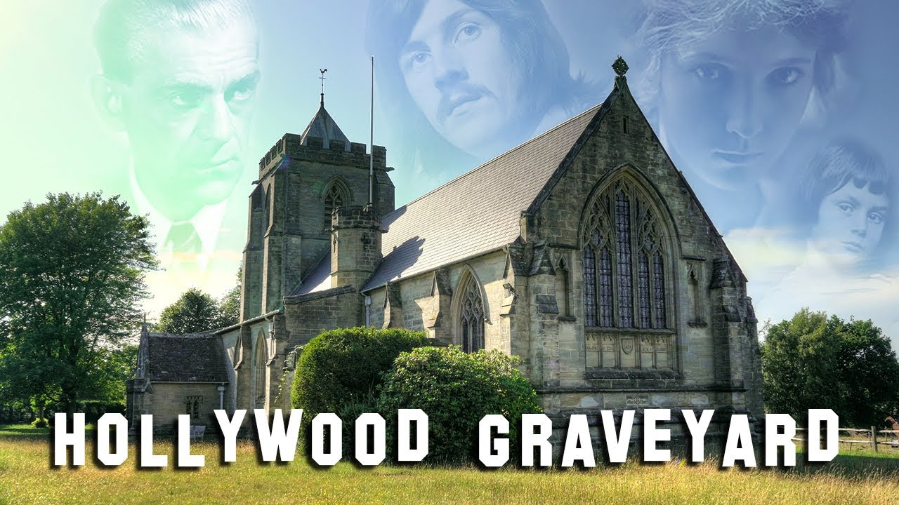 FAMOUS GRAVE TOUR - England #2 (Boris Karloff, Alice Liddell, etc.)