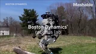 Atlas, The Humanoid Robot By Boston Dynamics, Can Now Run Free In Fields