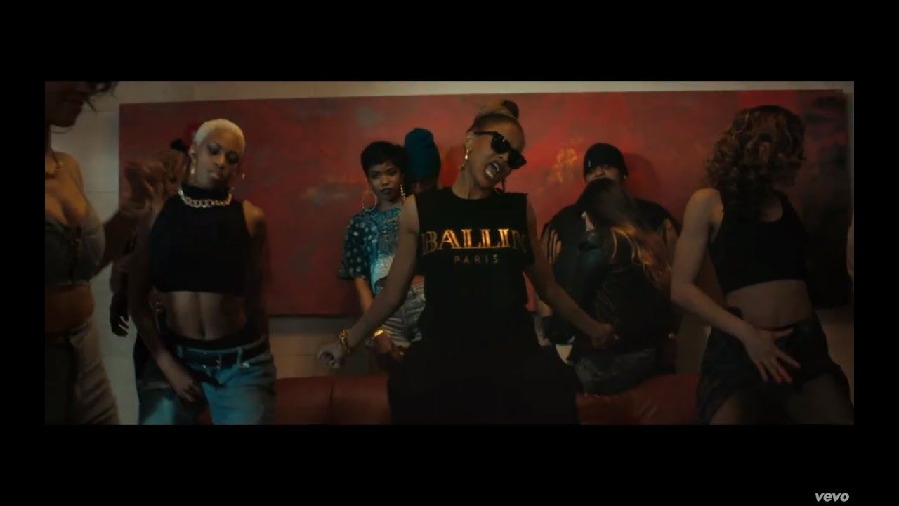 Ciara ''Body Party'' Video