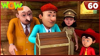 New Cartoon Show  Chacha Bhatija    Hindi Cartoons For Kids  Board Game