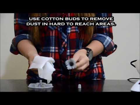 CareforAir Rainbow Breezer Cleaning Guide