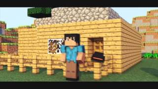 A New One MineCraft Parody Song Counting Star
