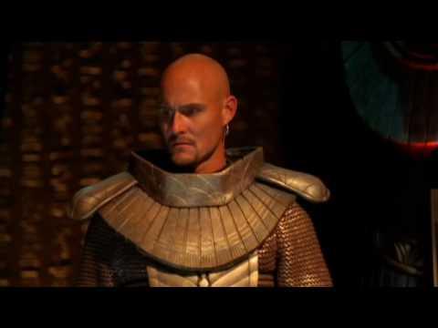 Stargate SG-1 - Heru'ur gets OWNED