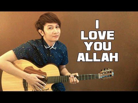 (Syahrini) I Love You Allah - Nathan Fingerstyle | Guitar Cover | Religi 2016