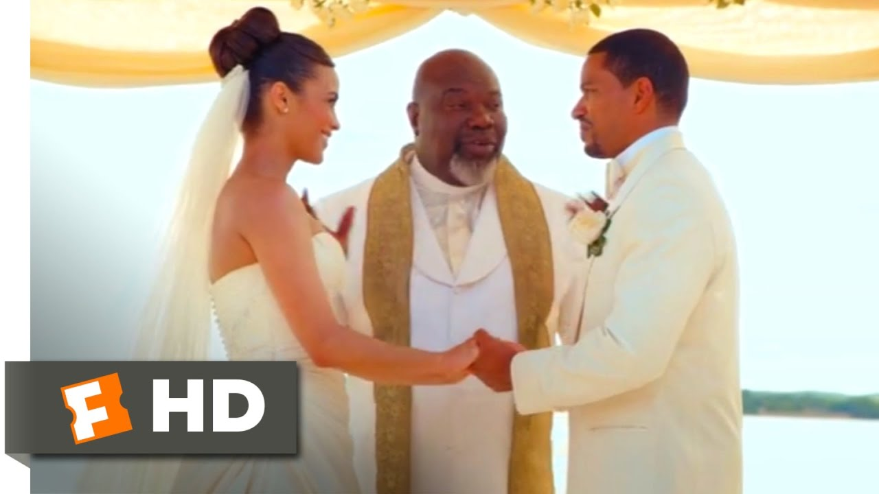 Jumping The Broom 2011 A Family Tradition Scene 9 10 Movieclips Youtube