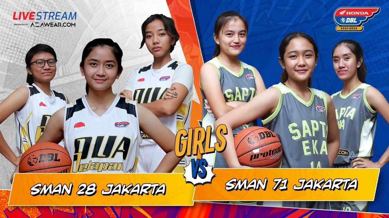 Download LIVE: SMAN 28 JAKARTA VS SMAN 71 JAKARTA