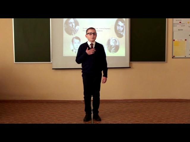 Изображение предпросмотра прочтения – ИванКононов читает произведение «Вагон» Е.А.Евтушенко