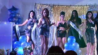 THE CORONATION NIGHT OF MISS QUEEN PACIFIC 2017: CANDIDATES' PRODUCTION NUMBER
