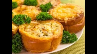 Рецепт Аппетитная закуска к новогоднему столу