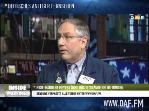NYSE trader Meyers: We haven´t reached the peak ye...