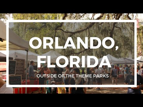 TRAVEL GUIDE | ORLANDO {Besides the Theme Parks}