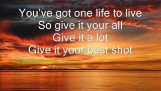 Lou Rawls - One Life To Live with Lyrics