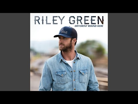 Trace - Riley Green Releases Killer Debut Album 'Different Round Here'