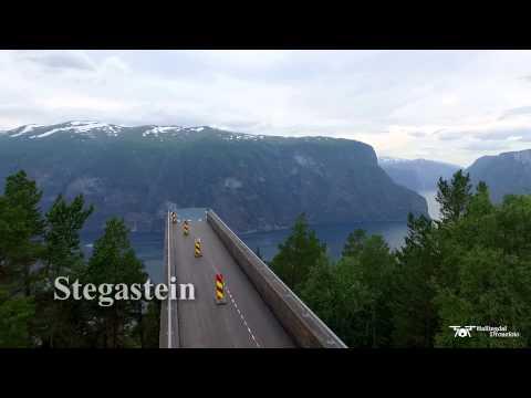 Flåm - Stegastein - Aurland - Norway