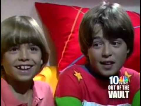 Joseph Lawrence and Matthew Lawrence  on NBC Kidside 1980s