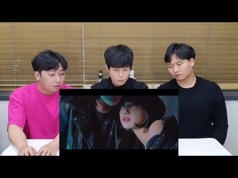 아재들의 블핑 뮤비 솔직담백 리액션! BLACKPINK Lovesick Girls MV Reaction