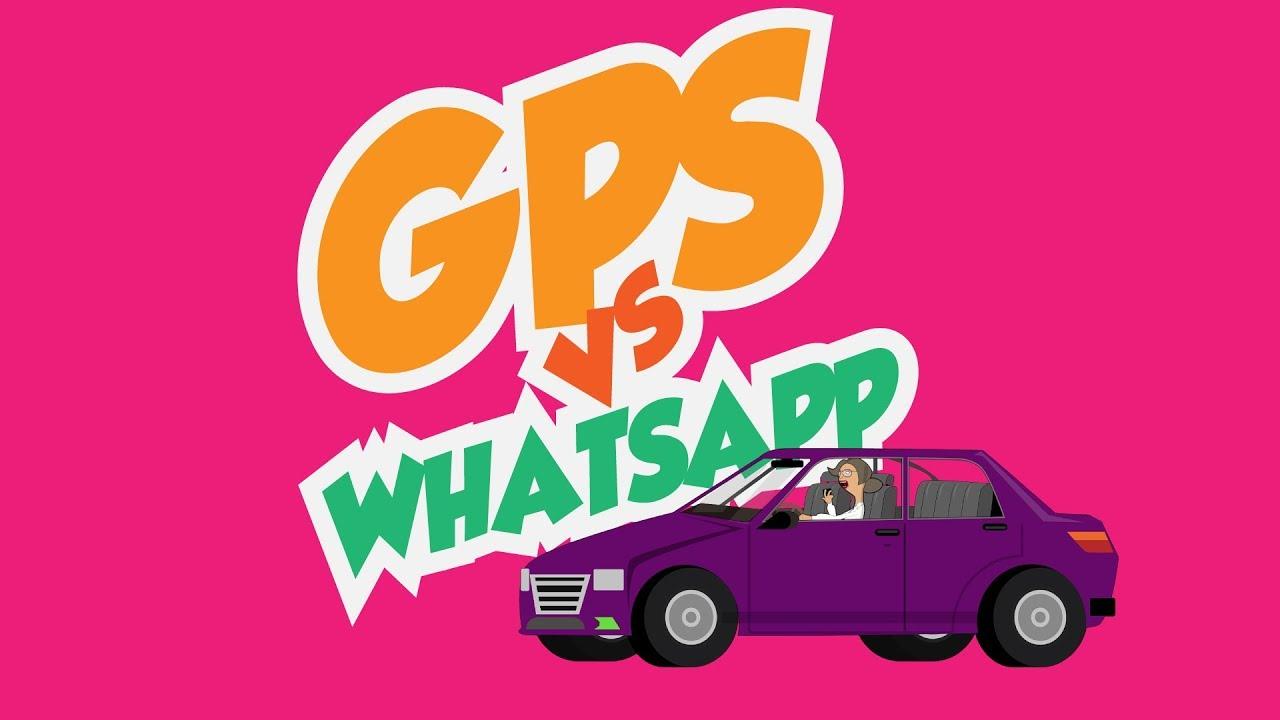 GPS vs WHATSAPP