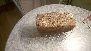 Бездрожжевой хлеб дома - это просто!  У всех получится!