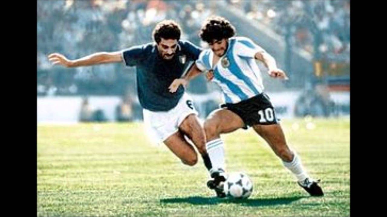 Desaparecido- Manu Chao Gol Maradona.wmv - YouTube