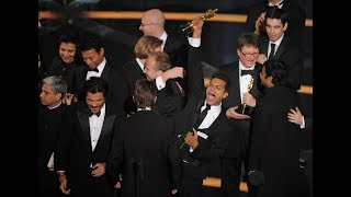 Oscars throwback: What happened at the Oscars 10 years ago