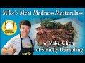 Mike Mikey Chen Strictly Dumpling Beyond Science cooks w BBQ Champion Harry Soo SlapYoDaddyBBQ.com