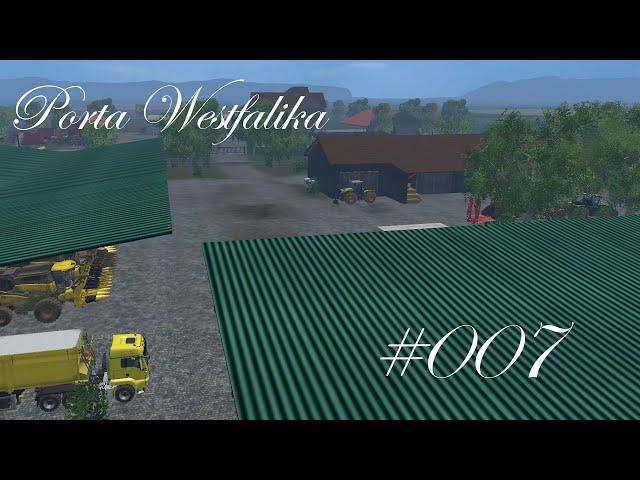 Let's Play Landwirtschafts Simulator 2015 | Ich bin sooo langsam :( | Folge #007
