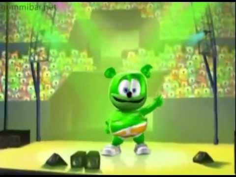 dvd gummy bear dublado portugues