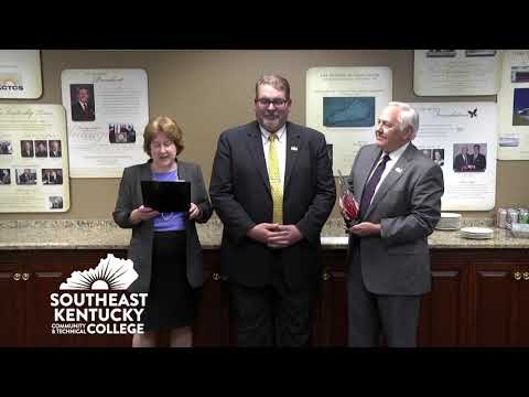Southeast Kentucky Community and Technical College Entrepreneurial Award