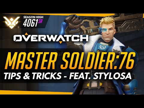 Overwatch   Master Soldier - Tips & Advice (ft Stylosa)