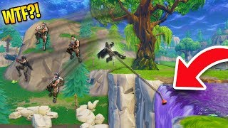 THE BEST GRAPPLER TROLL EVER! | Fortnite Battle Royale
